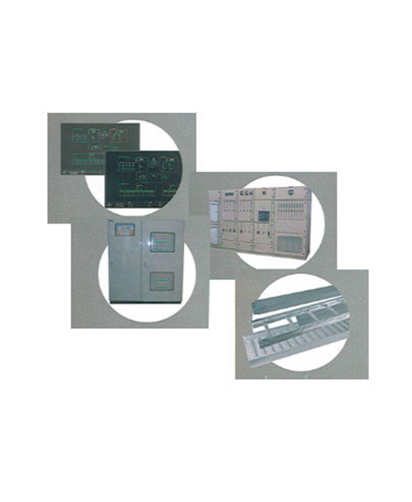 ระบบไฟฟ้า โรงงานอุตสาหกรรม สำนักงานอาคารชุด